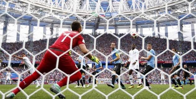 Определилась первая пара полуфинала чемпионата мира-2018 по футболу