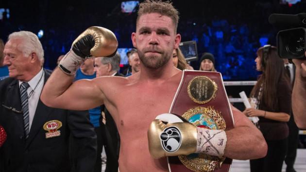 Статус чемпиона мира мешает большим боям. Я держался за титул потому, что его хотел Головкин - Сондерс