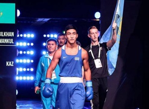 20-летний боксер выбран знаменосцем сборной Казахстана на Азиаде-2018