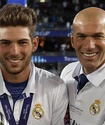 Сын Зидана перешел в клуб второго испанского дивизиона