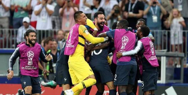 Французский футболист стал чемпионом мира без единого матча за сборную