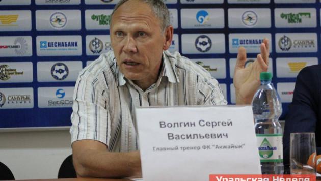 Казахстанец назначен главным тренером российского клуба