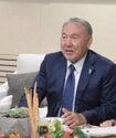 Как Нурсултан Назарбаев смотрел игры чемпионата мира-2018 по футболу