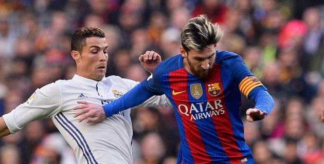 Роналду высказался о соперничестве с Месси