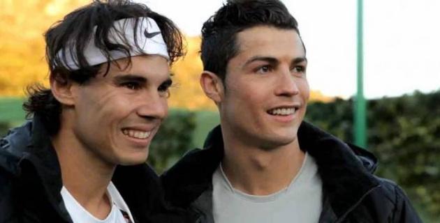Роналду и Месси сравнили с Надалем и Федерером