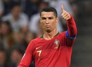 Криштиану Роналду стал самым популярным футболистом ЧМ-2018 у казахстанцев
