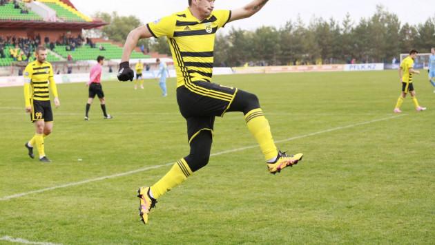 Автор самого быстро гола в истории чемпионатов Казахстана определился с новым клубом