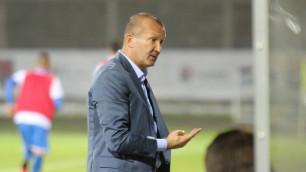 """Тренер """"Астаны"""" подвел итоги первого раунда Лиги чемпионов и восхитился игрой своих футболистов"""