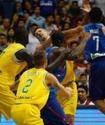 Баскетболистов сборных Австралии и Филиппин наказали за массовую драку на паркете