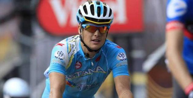 """""""После гонки всегда легко говорить"""". Как капитан """"Астаны"""" поднялся на десятое место в общем зачете """"Тур де Франс"""""""