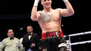 Бывший чемпион WBC в тяжелом весе победил в андеркарте финала WBSS Гассиев - Усик