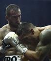Гассиев в поединке против Усика нанес всего 91 точный удар