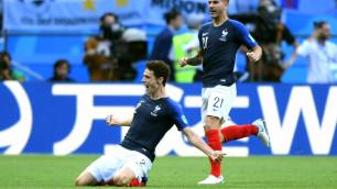 ФИФА назвала лучший гол чемпионата мира-2018 по футболу