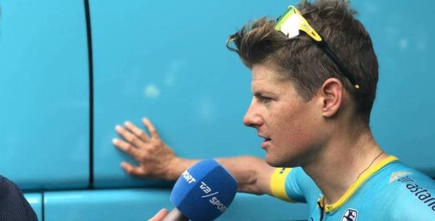 """""""День для большой атаки"""". Капитан """"Астаны"""" рассказал о задачах на последний горный этап """"Тур де Франс"""""""