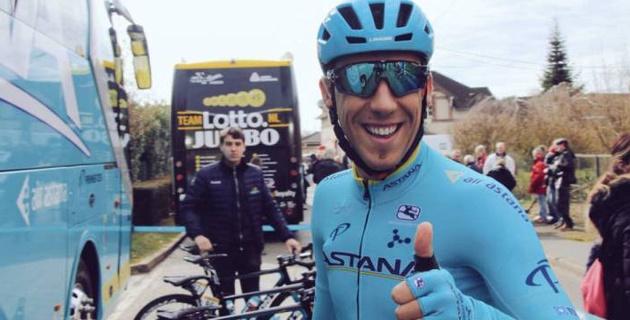"""Старались, чтобы Кангерт удержался в первой группе отрыва - Фраиле о 19-м этапе """"Тур де Франс"""""""