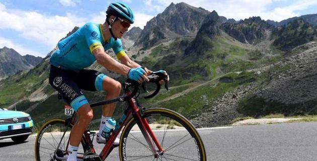"""""""Могли бы одержать победу и на третьем этапе"""". Винокуров подвел итоги """"Тур де Франс"""""""