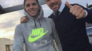 """Главный тренер """"Атлетико"""" хотел купить сына за 40 миллионов евро"""