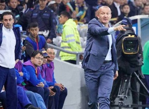 """Тренер """"Астаны"""" рассказал о готовности к сюрпризам в игре соперника перед ответным матчем ЛЧ"""