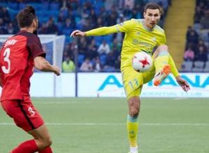 """Лидер """"Астаны"""" назвал сильные и слабые стороны соперника перед ответным матчем Лиги чемпионов"""
