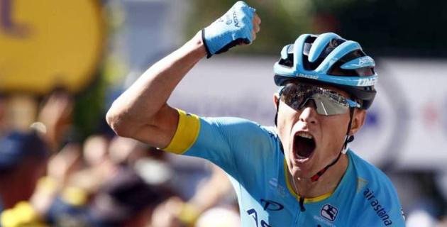 """""""Провели хорошую работу, и это доказали наши победы"""". Спортдиректор """"Астаны"""" подвел итоги """"Тур де Франс"""""""