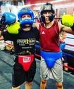 Cпарринги с мексиканцами в США. Казахстанский боксер с пятью победами рассказали о подготовке к бою