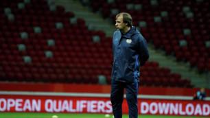 Экс-тренер сборной Казахстана прокомментировал назначение в команду Сейдахмета нового специалиста