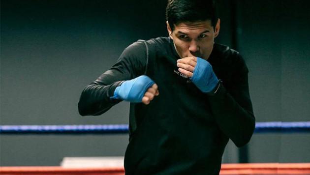 Следующий бой Данияра Елеусинова пройдет в США