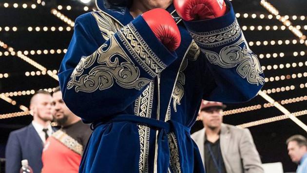 Казахстанский боксер нокаутировал соперника с 59 боями в андеркарте вечера Ковалева