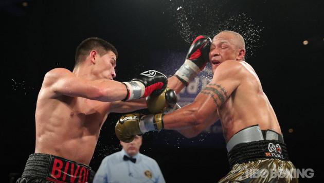 Бивол защитил пояс WBA в полутяжелом весе