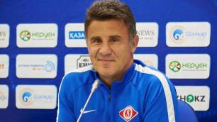 """""""Тобол"""" за три дня нашел замену Никитенко в лице тренера бывшего соперника """"Астаны"""" в Лиге чемпионов"""
