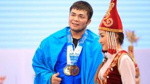 Федерация тяжелой атлетики Казахстана прокомментировала дисквалификацию чемпиона мира на восемь лет
