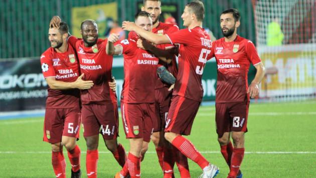 Клуб Еркебулана Сейдахмета впервые в истории победил в матче Лиги Европы