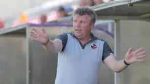 Команда казахстанского тренера победила в гостевом матче третьего раунда Лиги Европы