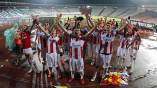 УЕФА наказал чемпиона Сербии по итогам матча Лиги чемпионов с клубом казахстанского тренера