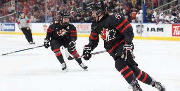Канада отыгралась за секунду до конца матча и в ОТ победила США на Кубке Глинки/Гретцки