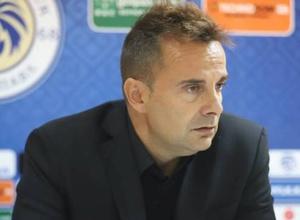 """Тренер """"Кайрата"""" прокомментировал победу в матче КПЛ перед ответной игрой Лиги Европы"""
