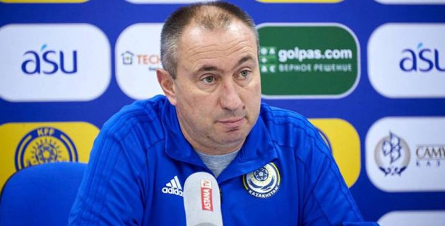 Стойлов включил россиянина с казахскими корнями в расширенный состав сборной Казахстана