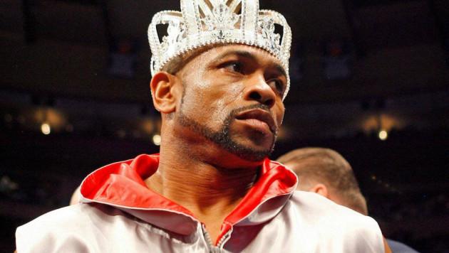 Рой Джонс совершил неожиданный визит на базу сборной и встретился с казахстанскими боксерами