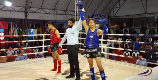 Казахстан завоевал 12 медалей на чемпионате мира по муайтай