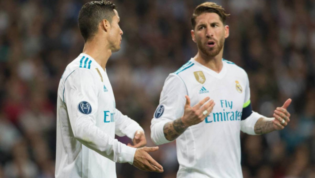 "Капитан ""Реала"" осудил Роналду"