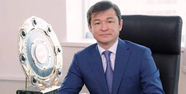 """Президент """"Астаны"""" прокомментировал решение Григорчука временно покинуть пост главного тренера"""