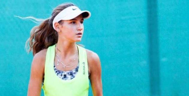 Казахстанская теннисистка выиграла турнир ITF в Бишкеке в одиночке и паре