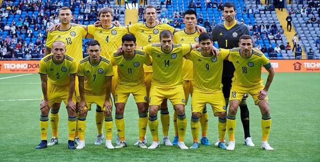Сейдахмет, украинский вратарь и еще 21 игрок вызваны в сборную Казахстана на первые матчи Лиги наций