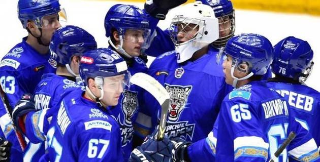 Казахстанский клуб отыгрался с 0:3 и победил российскую команду на турнире в Тольятти