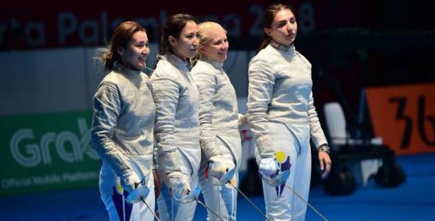 Казахстан выиграл 15-ю медаль на Азиаде-2018