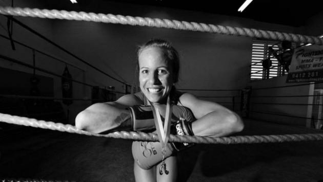 Девушка-боксер пропустила удар на тренировке и умерла