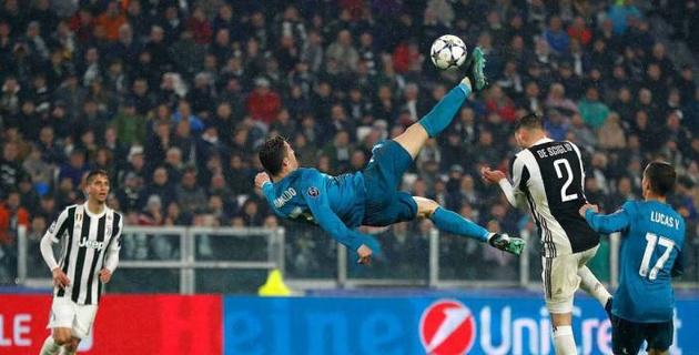 Роналду назвал лучший гол в своей карьере