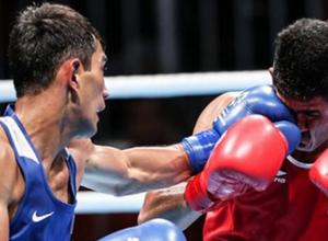 Первый казахстанский боксер стартовал с победы на Азиаде-2018