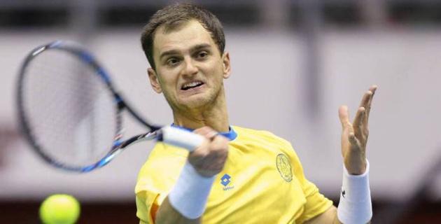 Казахстан выиграл третью медаль в теннисе на Азиаде-2018
