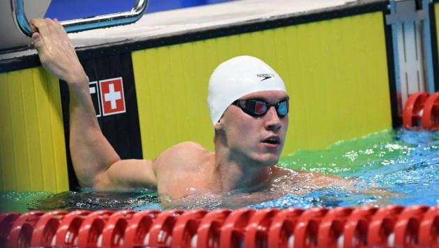 Сборная Казахстана по плаванию завоевала медаль в эстафете на Азиаде-2018
